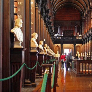C4C Dublin Event at Trinity College Library – Jan 2012