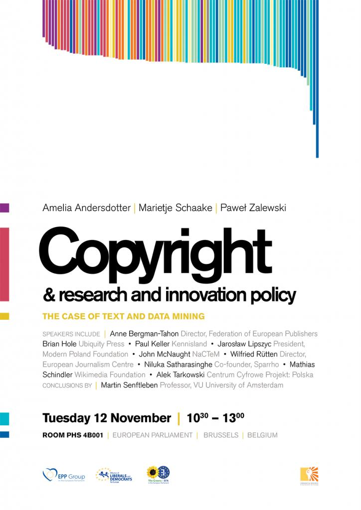 C4C - 12 Nov 2013 Event Poster