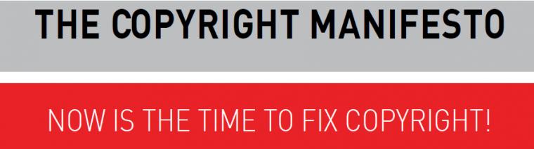 Four Pillars to Modernize Copyright in the EU