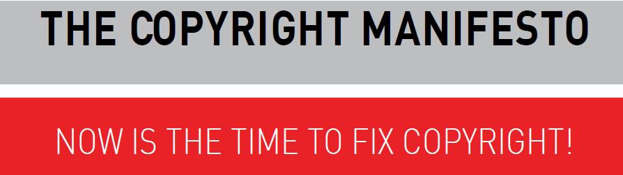 Copyright Manifesto