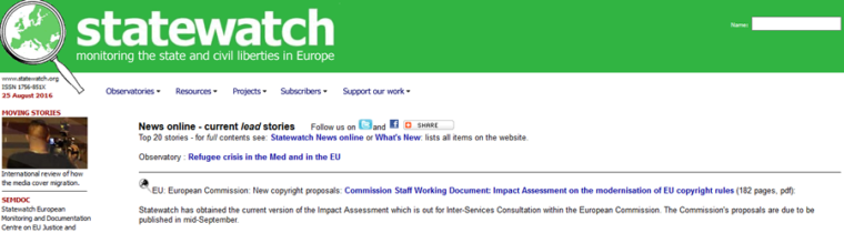 Dear European Commission, we don't talk anymore, we don't talk anymore, (…) like we used to do – The copyright review oddities part 2